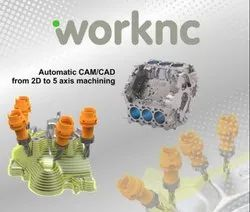 WorkNC - Advanced CAM Solution from 2 to 5 Axis Machining