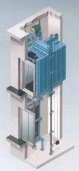 MRL Gearless Elevators