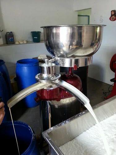Extraction Machine Cream Separator