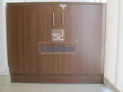 ST 05 Wooden Office Storage Cabinet
