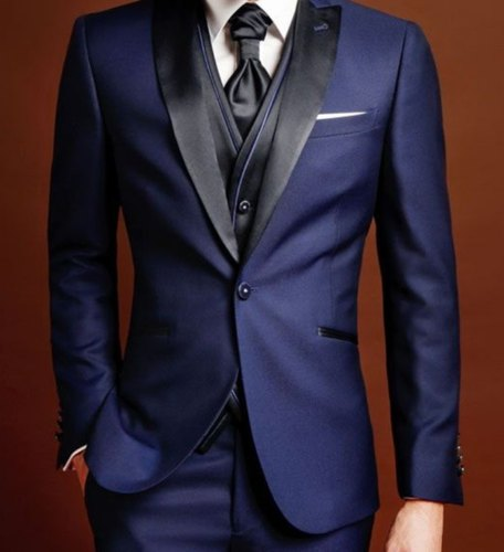 Slim Fit Party Mens Suits