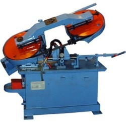 Manual Swing Band Saw Machine