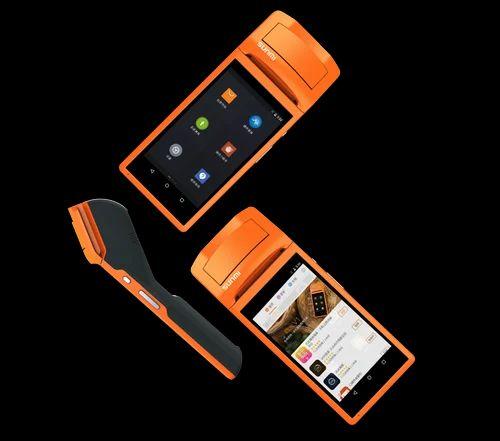Android Handheld POS Machine: Sunmi V1 - Sunmi India Private