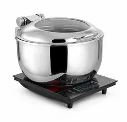 Hydraulic Induction Soup Tureen