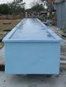Rectangular Fiberglass Tank
