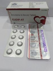 Amlodipine & Atenolol Tablets, Packaging Size: 10*10, for Clinical