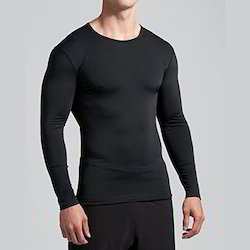 fb0bbd5a6002 Black Mens Full Sleeve Inner, Rs 150 /piece, Decent Enterprise | ID ...