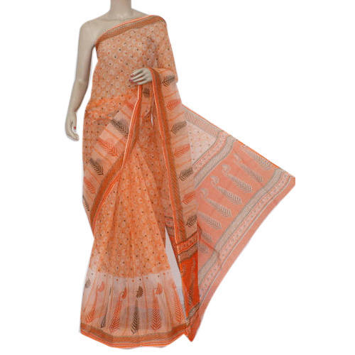 15f7385bce Casual Wear Printed Kota Cotton Sarees, With Blouse Piece, Rs 900 ...