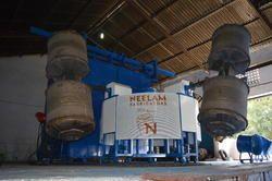 NFPUL-150 Extruder Machine