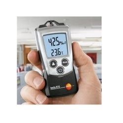 Portable Air Humidity & Temprature Instrument Model 610