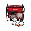 GE-W-5000 Portable Petrol Welder Cum Generator