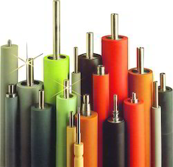 Rubber Flexo And Gravure Rollers