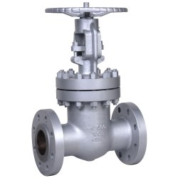 Jacketed Gate Valve