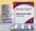 Azithromycin 500 mg Tablets IP