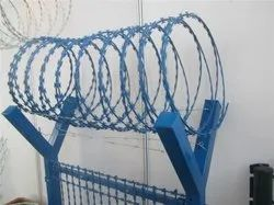 450 Mm Concertina Wire