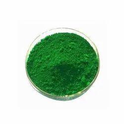 Brilliant Green Crystals