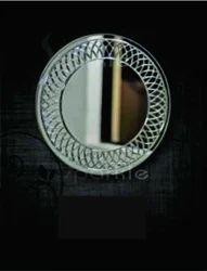 Glass V. Grooving Mirrors