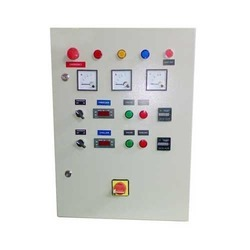 Industrial Refrigeration Control Panel