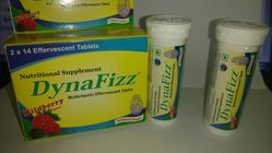 Multivitamin Effervescent Tablets