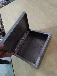 Steel Square Panel Box, Dimension: 220*180*35, Size: 220*180*40