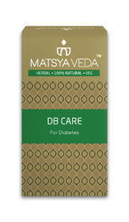 Matsya Veda DB Care for Diabetes, Packaging Type: Bottle, Packaging Size: 60 Caps