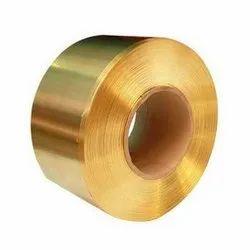 Brass Sheet Coil