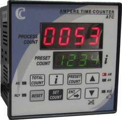 Cogent Controls Ampere Hour Counter For Battery Chargers