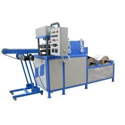 Semi Automatic Plastic Cup Making Machine