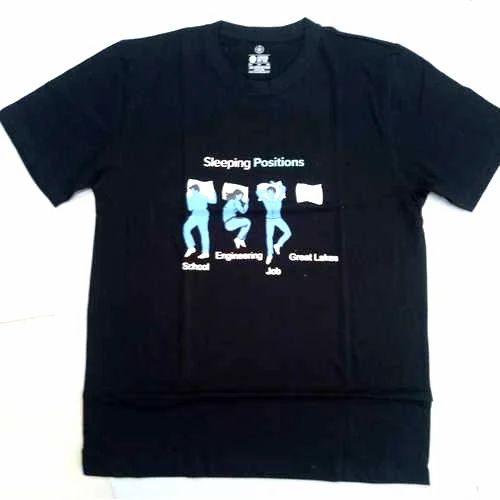 a7c6d8ec9 Men Cotton Printed Promotional T Shirt, Rs 150 /piece, ARYA | ID ...