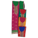 Cotton Embroidered Ladies Suit Material