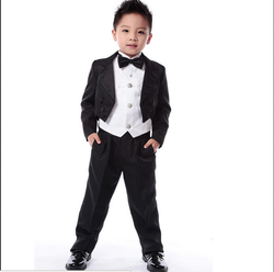 Black Kids Janair Suit