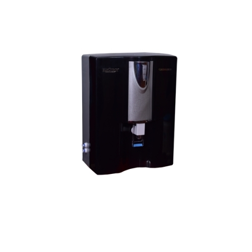 3132b2e6f Black Eurotech 9 Litre Chrome 9 RO UV UF And TDS Water Purifier