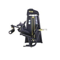 Mild Steel Leg Curl Fitness Machine, Size/Dimension: 1530*1220*1380 Mm