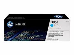 HP 305A Cyan Toner Cartridge (CE411A)