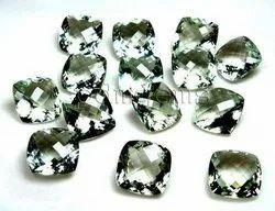 Green Amethyst Gemstone For Jewelry