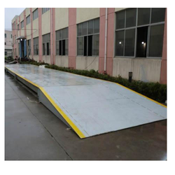 Weighbridge for Paper Industry