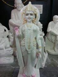 Laxmi Mata Marble Statue