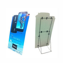 Sunboard Vinyl Cutout Stand For Advertising/Promotional