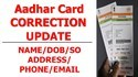 Adhar Card Serviecs