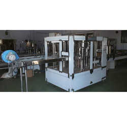 Semi Automatic Shrink Sleeve Applicator