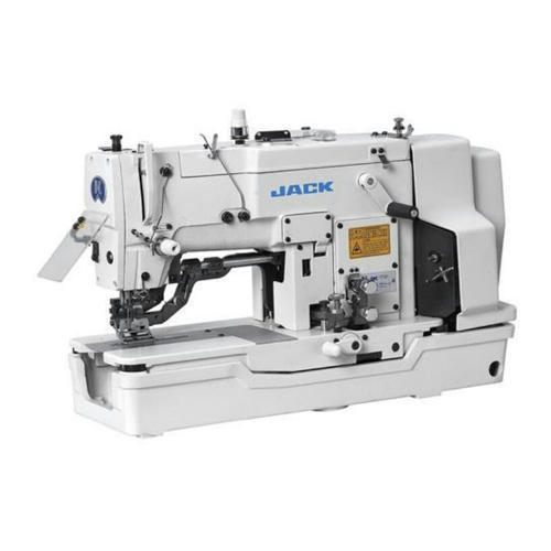 Jack Button Hole Sewing Machine Model 40D Rs 40 Unit ID Fascinating Button Sewing Machine Price