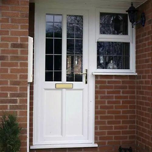 Residential UPVC Door