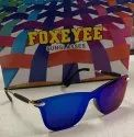 Male Casual Wear Foxeyee Polarized Sunglasses, Size: Free