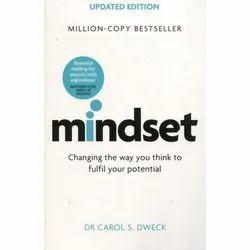 English Mindset Book, Dr Carol S.dweck