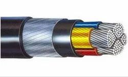 25 Sqmm 3.5 Core Al Armored Cable