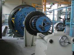 Industrial Rope Stranding Machine