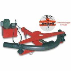 Hydraulic Motorized Pipe Bender