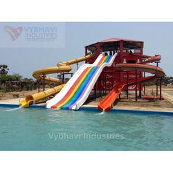 Body Water Slide