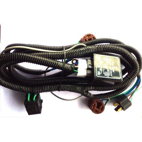 Headlight Wiring Harness Kit on