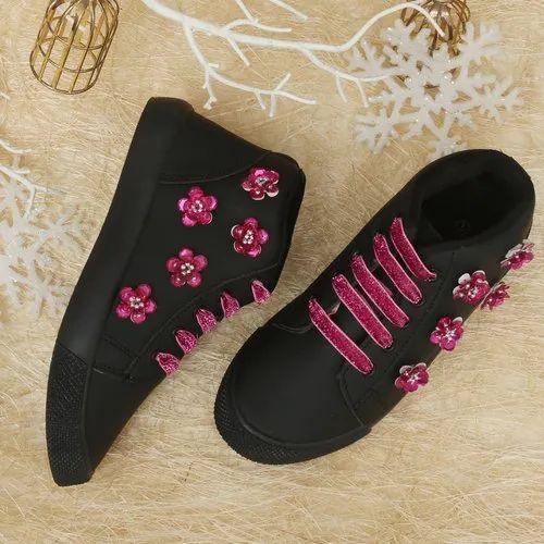 Kids Footwear Girls Boots, Size